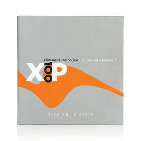 XP100 Kleurkaart Intense Radiance 2017
