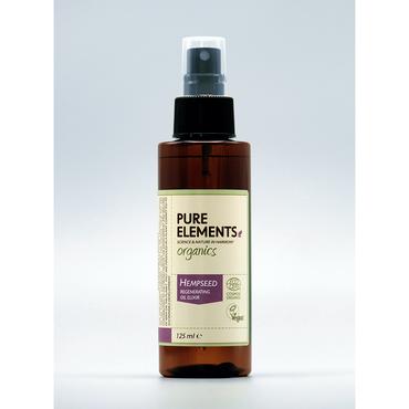 Pure Elements Hempseed Herstellende Oliën Elixir - BIO 125ml