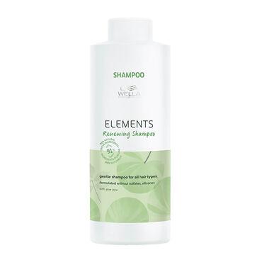 Wella Professionals Elements Shampooing Régénérant 1000ml
