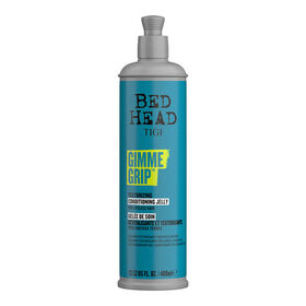 Tigi Bed Head Gimme Grip Revitaliserende en Texturerende Verzorgingsgel voor Dof Haar 400ml