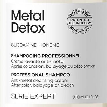 L'Oréal Professionnel Série Expert  Metal Detox Shampooing 300ml