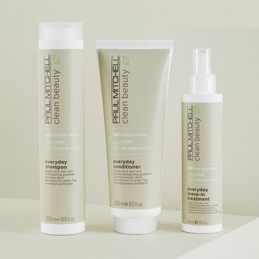 Paul Mitchell Clean Beauty Shampooing Quotidien 250ml