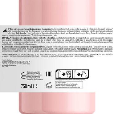 L'Oréal Professionnel Série Expert Vitamino Color Conditioner met Resveratrol 750ml