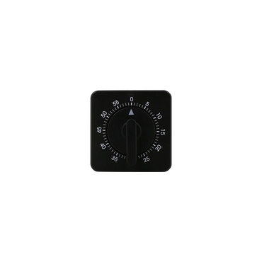SIBEL Handmatige Timer Zodiac Zwart