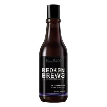 REDKEN Brew Shampooing Argent 300ml