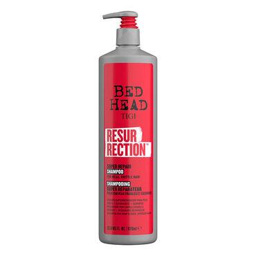 Tigi Bed Head Resurrection Super Herstellende Shampoo voor Kwetsbaar en Broos Haar 970ml