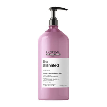 L'Oréal Professionnel Série Expert  Liss Unlimited Shampooing 1500ml