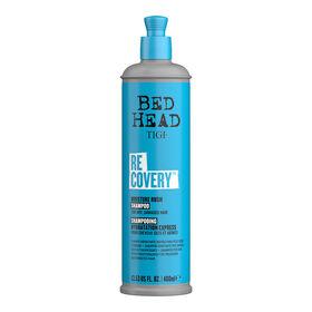 Tigi Bed Head Recovery Shampooing Hydratation Express Cheveux Secs et abîmés 400ml