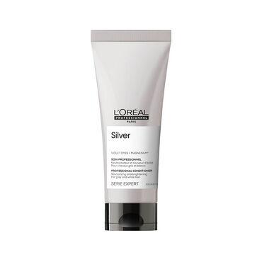 L'Oréal Professionnel Série Expert Silver Conditioner voor grijs, wit of lichtblond haar 200ml