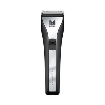 Moser Chrom2Style Clipper Blending Edition Black/Silver