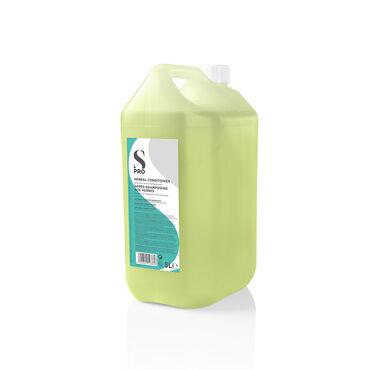 S-PRO Après-Shampooing Herbal 5l