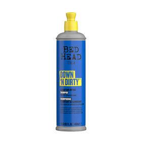 Tigi Bed Head Down N' Dirty Shampooing Clarifiant Assainissant 400ml