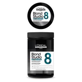 L'Oréal Blond Studio  Multi-Tech Poudre décolorante Bonder Intégré 8 tons 500g