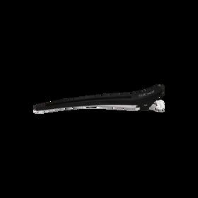 Sibel Clip Carbon Line Zwart 12cm 6st/9376001