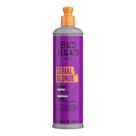 Tigi Bed Head Serial Blonde Paarse Shampoo voor Perfect Blondes 400ml