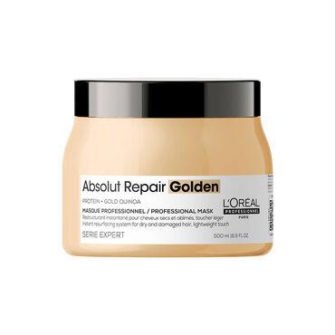 L'Oréal Professionnel Série Expert Absolut Repair Masker met proteïne en gouden quinoa 500ml