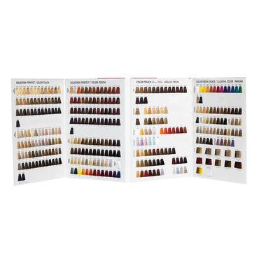 Wella Professionals Multibrands Color Chart 2020
