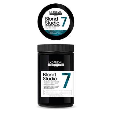 L'Oréal Blond StudioPoudre décolorante Argile 7 tons 500g