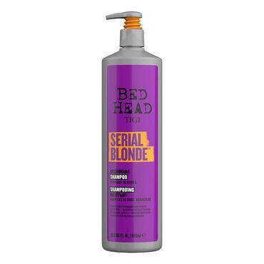 Tigi Bed Head Serial Blonde Herstellende Shampoo voor Gedurfde Blondines 970ml