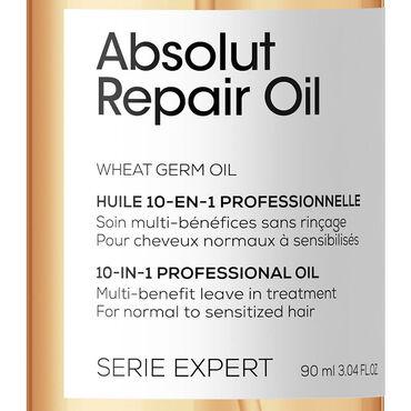 L'Oréal Professionnel Série Expert Absolut Repair 10-in-1 olie - Multibenefit olie 90ml