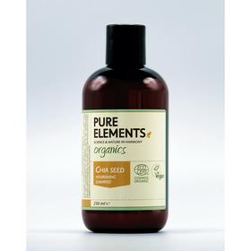 Pure Elements Chia Seed Shampooing Nourrissant - BIO 250ml