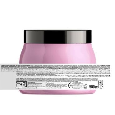 L'Oréal Professionnel Série Expert Liss Unlimited Masker voorr weerbarstig haar 500ml