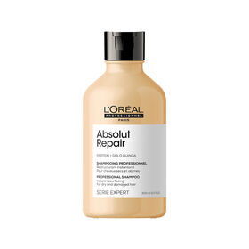 L'Oréal Professionnel Série Expert Absolut Repair Shampoo met proteïne en gouden quinoa 300ml