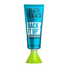 Tigi Bed Head Back It Up Texturizing Cream 125ml