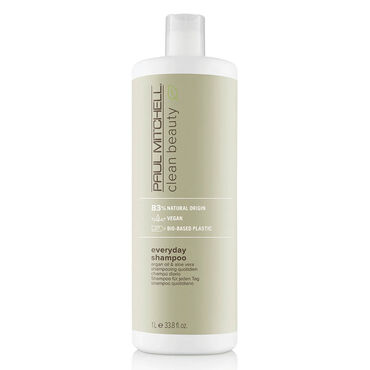 Paul Mitchell Clean Beauty Shampooing Quotidien 1L