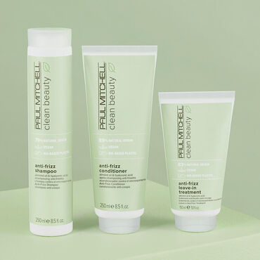 Paul Mitchell Clean Beauty Shampooing Anti-Frisottis 250ml