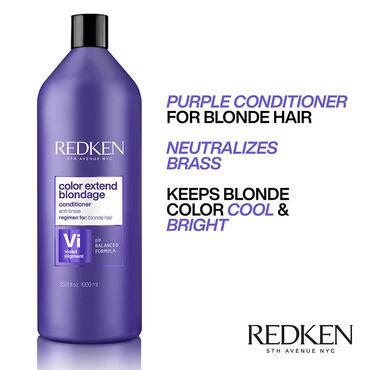 Redken Color Extend Blondage Après-Shampooing 1l