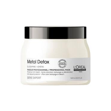 L'Oréal Professionnel Série Expert  Metal Detox Masque 500ml
