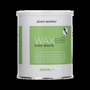 Jean Marin Wax Pot Pure White 800ml