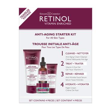 Retinol Kit de démarrage Anti-âge