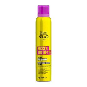 Tigi Bed Head Bigger The Better Volume mousse shampoo voor fijn haar 200ml