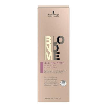 Schwarzkopf BlondMe AB Light Conditioner 200ml