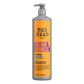 Tigi Bed Head Color Goddess Behandeling Doordrenkt met Natuurlijke Oliën voor Gekleurd Haar 970ml