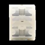 Jean Marin Nagelvormen Zelfklevend Vierkant 500st