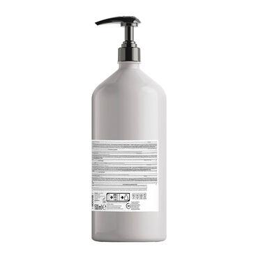 L'Oréal Professionnel Série Expert Silver Shampoo voor grijs, wit of lichtblond haar 1500ml