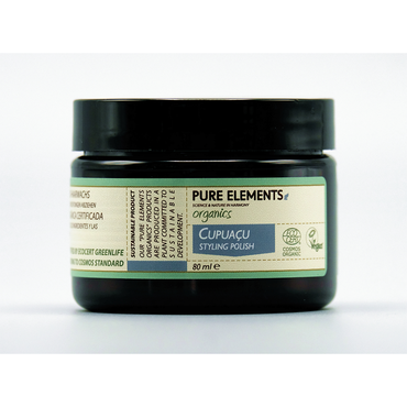 Pure Elements Cupuacu Pommade Brillance - BIO 80ml