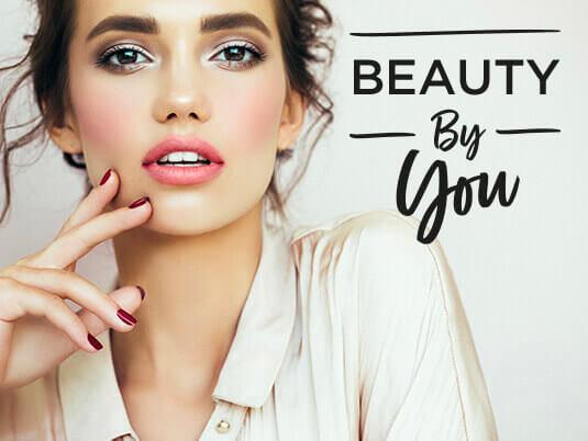 Beauty By You ; Professionele resultaten bereiken met je eigen haar- en beautycreaties? We laten je graag zien hoe.