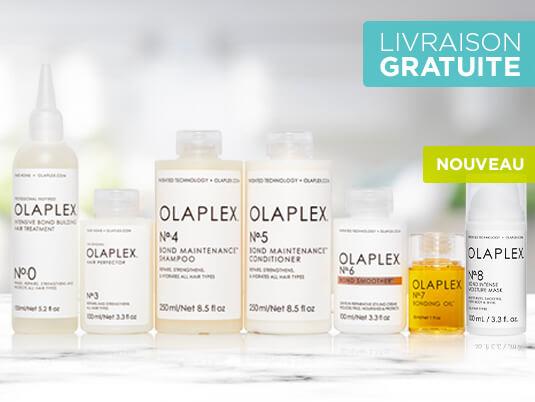 Olaplex 8 est arrive ! Agissez en profondeur avec le seul système pour salon qui répare les liaisons capillaires. Découvrez OLAPLEX, la molécule qui a révolutionne le soin pour les cheveux.