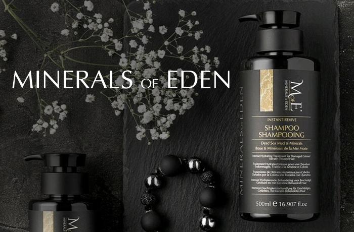 Minerals of Eden
