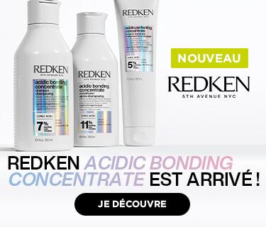 Redken Acidic Bonding System est arrivé !